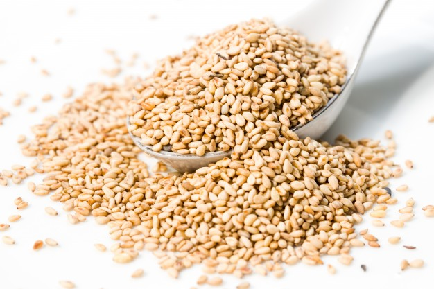 Sesame seeds traders and exporters from India