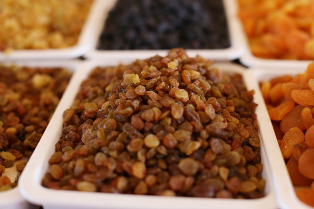 raisin exporters in India